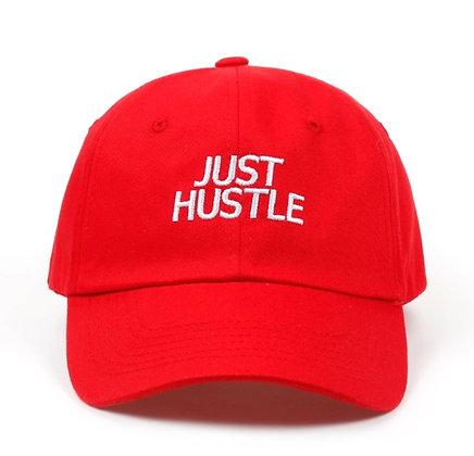 """Dad Hat """"Just Hustle"""""""