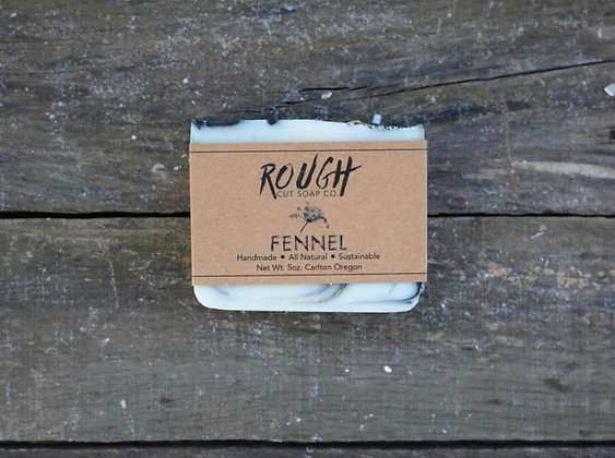 FENNEL COLD PROCESS SOAP