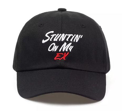 """Dad Hat """"stunting"""""""