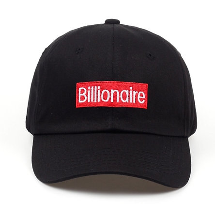 "Dad Hat ""billionaire"""