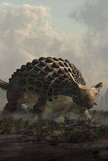 אנקילוזאורוס