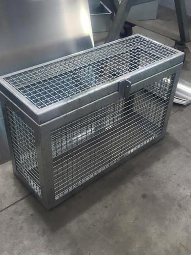 Anti Tamper Cage