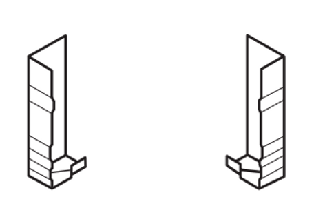 Lysaght® Novaline Barge Mould (Left/Right)