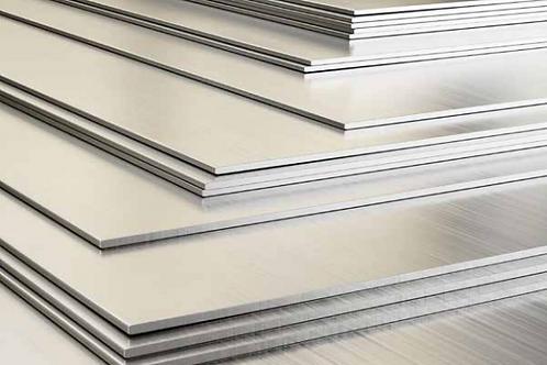 1.6mm Aluminium Sheet 1200x2400mm (Mill Finish)