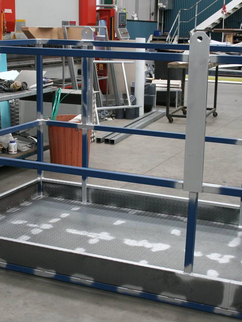 Crane Basket for Furniture Factory
