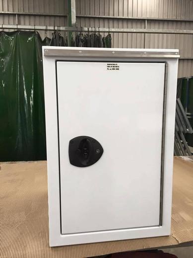 Powder Coated Storage Box
