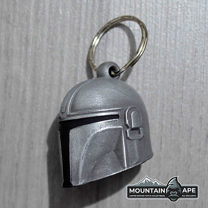 Mandalorian Helmet Keychain
