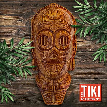 C3PO Tiki Wall Hanging