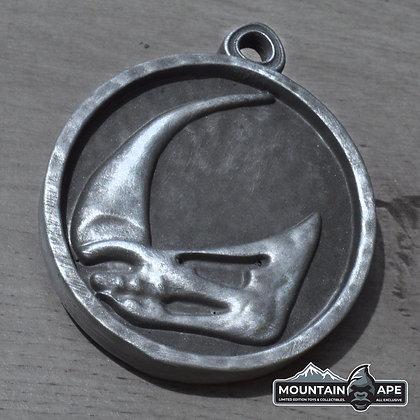 Mudhorn Mandalorian Pendant
