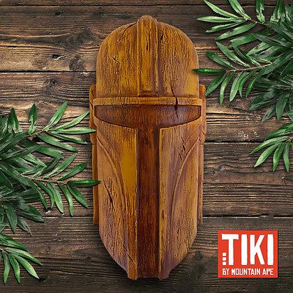 Mando Tiki Wall Hanging