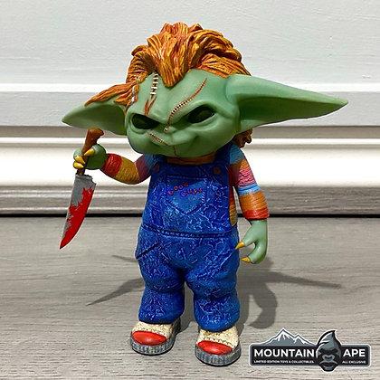 Baby Chucky Mini statue