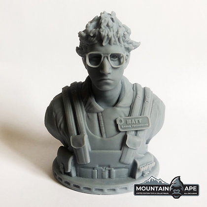 Matt the Radar Technician Bust