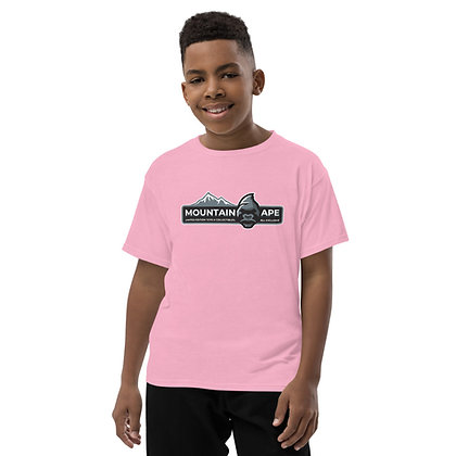 Mountain Ape Youth Short Sleeve T-Shirt