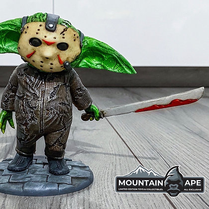 Baby Jason Statue