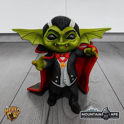 Dracula Grogu Mashup