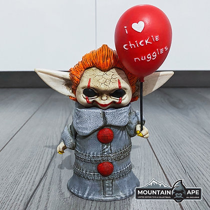 Baby Pennywise Statue