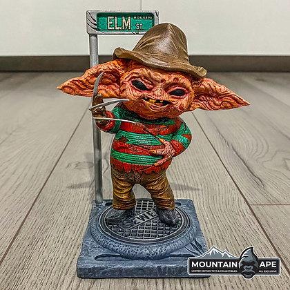 Baby Freddy Statue