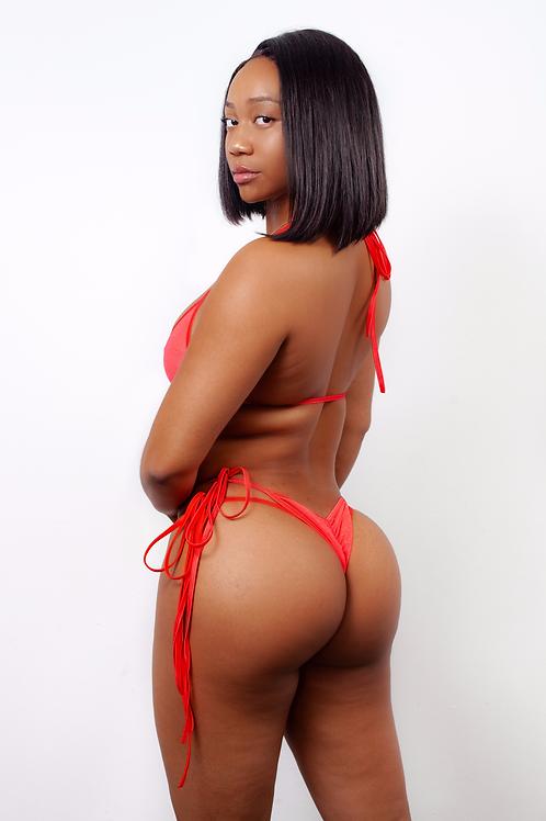 Cupid Ruby Bikini Top