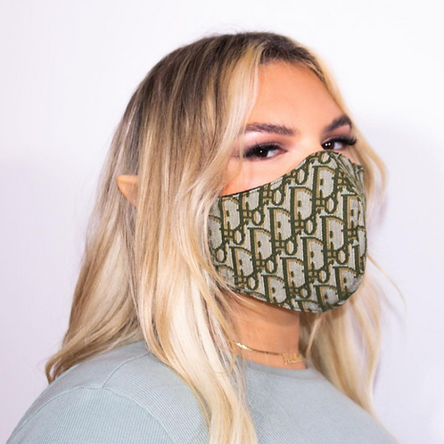 Di0r Mask - Green