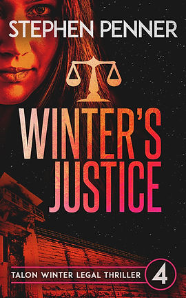 WINTER'S JUSTICE Stephen Penner