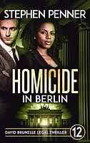 HOMICIDE IN BERLIN Stephen Penner
