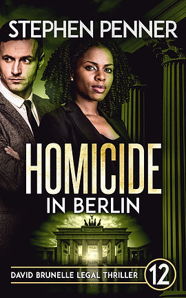 HOMICIDE IN BERLIN Stephen Penner