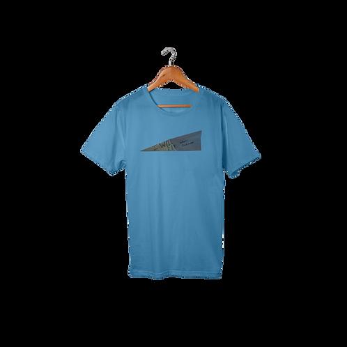 I Will Fly T-shirt [Ocean Blue]