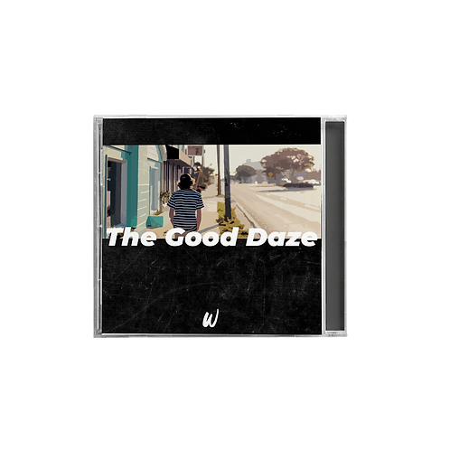 The Good Daze physical copy