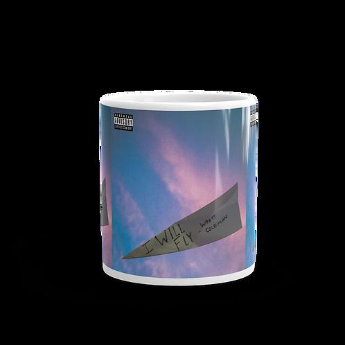 I Will Fly Coffee Mug