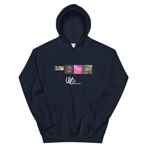 the First Four Hoodie [Navy]