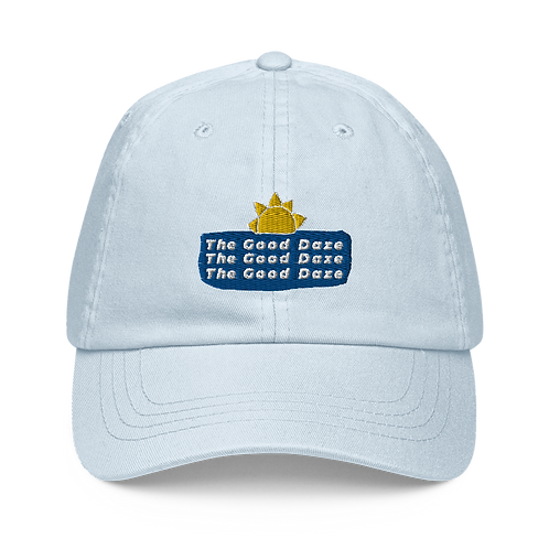 THE GOOD DAZE 3 YEAR ANNIVERSARY HAT