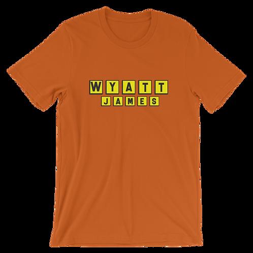 Wyatt House t-shirt [Orange]