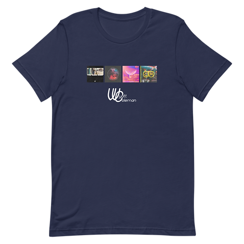 the First Four T-shirt [Navy]