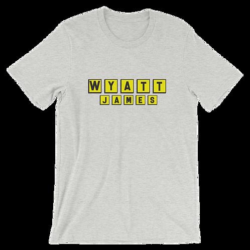 Wyatt House t-shirt [Heather Gray]