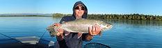 Middle River Alaska