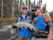 Kenai River fishing guide