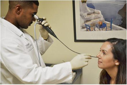Flexible Laryngoscopy-Scopes and Scope Cleaning