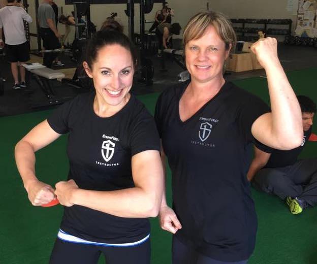 Kathleen Training Partner