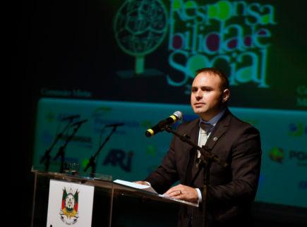 Marcelo Gazen, novo Secretário Municipal Adjunto da SMIM em Porto Alegre