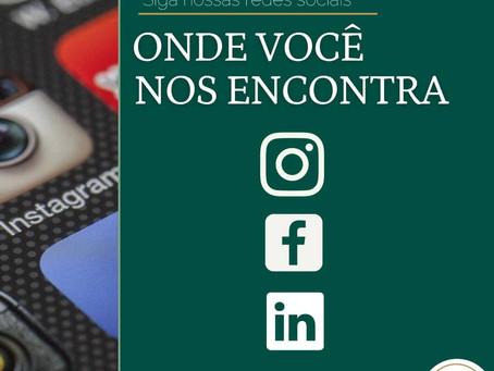 Gazen Advogados no Facebook e Instagram