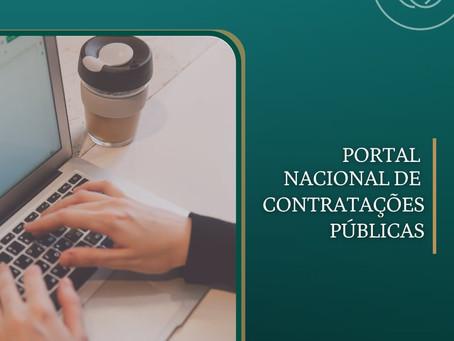 NOVA LEI DE LICITAÇÕES: PORTAL NACIONAL DE CONTRATAÇÕES PÚBLICAS
