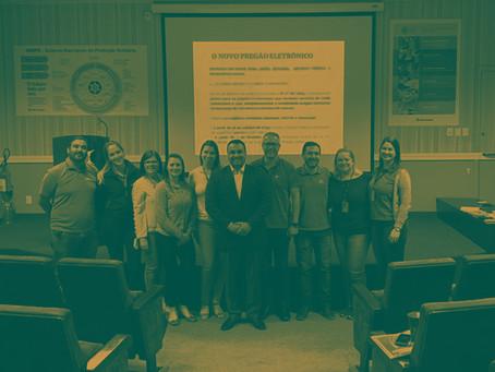 Gazen realiza treinamento corporativo para as empresas Marcopolo / Volare / Neobus