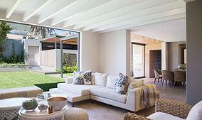 Luxus-Villa Wohnzimmer