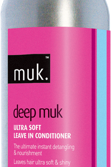DEEP MUK ULTRA SOFT LEAVE IN CONDITIONER 250ML