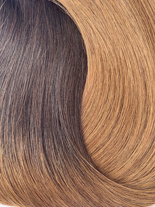 Show Pony Halo Ombre - Warm Mocha Melt