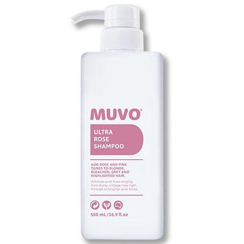 Muvo Ultra Rose Shampoo