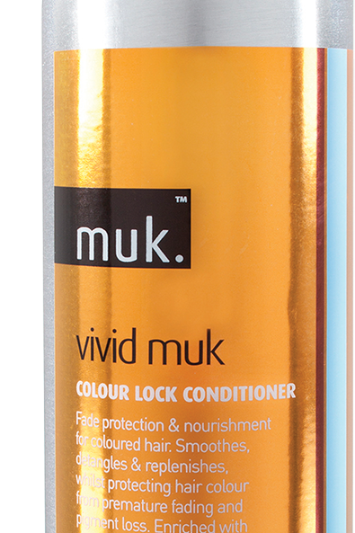 VIVID MUK COLOUR LOCK CONDITIONER 300ML