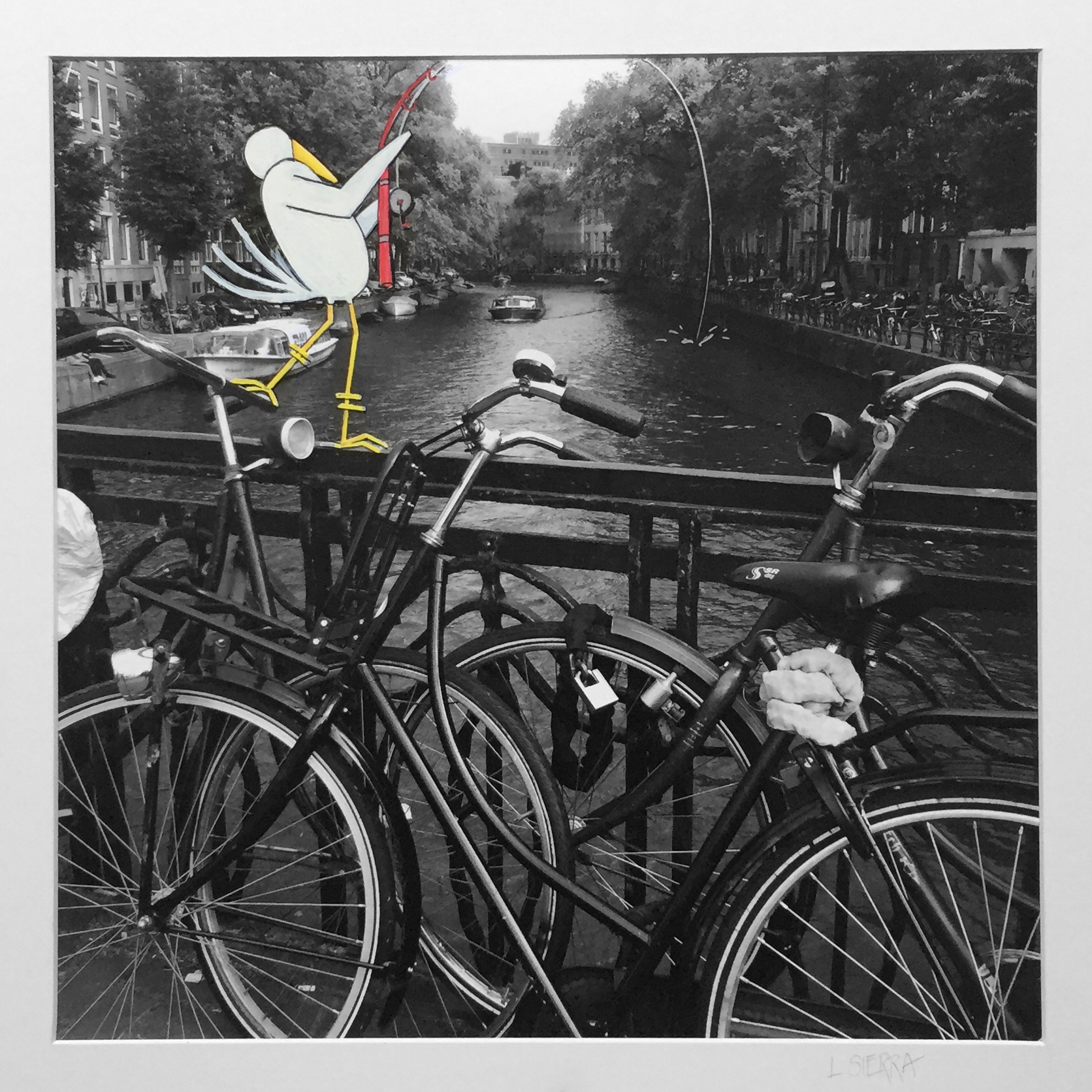 De Pesca en Amsterdam