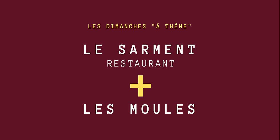 """Menu """"Les Moules Label Rouge"""""""