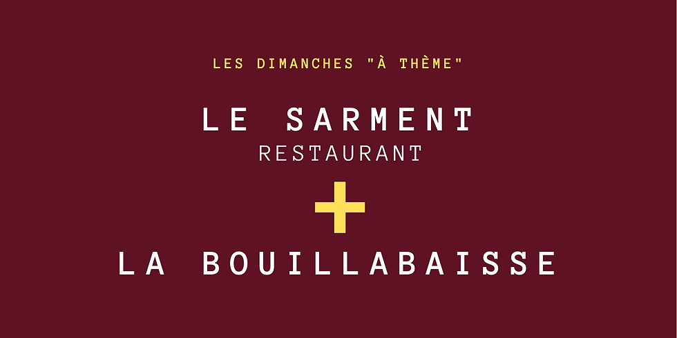 "Menu ""Bouillabaisse"""